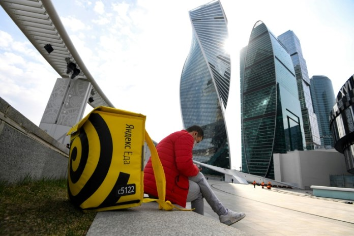 Russian company Yandex has enjoyed success with rapid delivery of groceries during the pandemic.