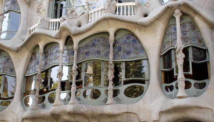 Casa Batll  Barcelone