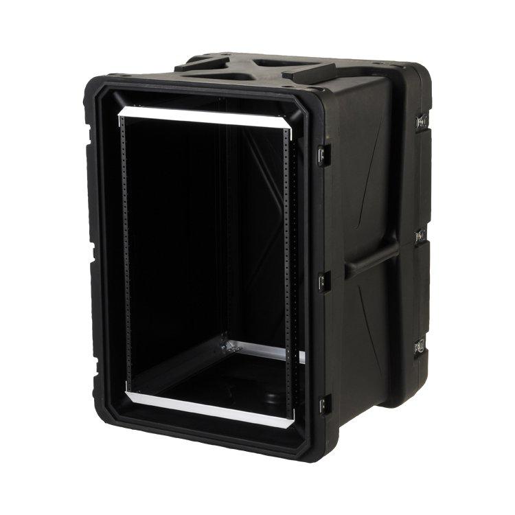skb 16u roto shockmount rack case 20