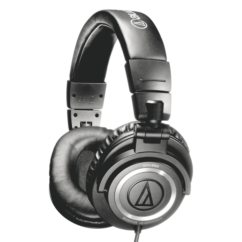 Audio Technica ATH-M50 Studio-Kopfhörer kaufen? | Bax-shop