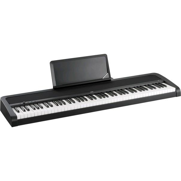Korg B1-BK digitale piano (zwart)