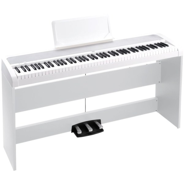 Korg B1SP-WH digitale piano (wit)