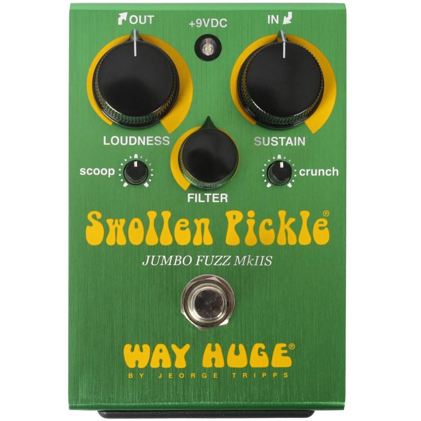 Way Huge WHE401S Swollen Pickle Jumbo Fuzz MKIIS