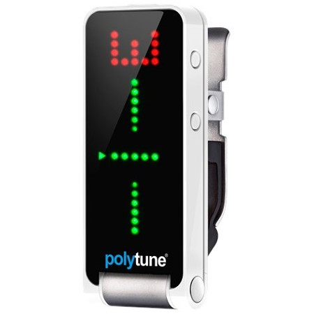 TC Electronic Polytune Clip polyphonic tuner