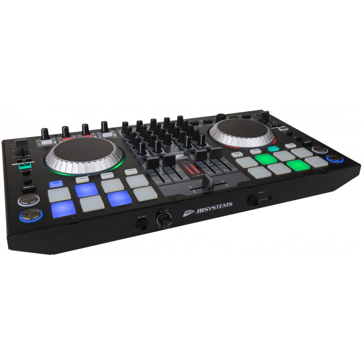 JB systems DJ-Kontrol 4 DJ controller