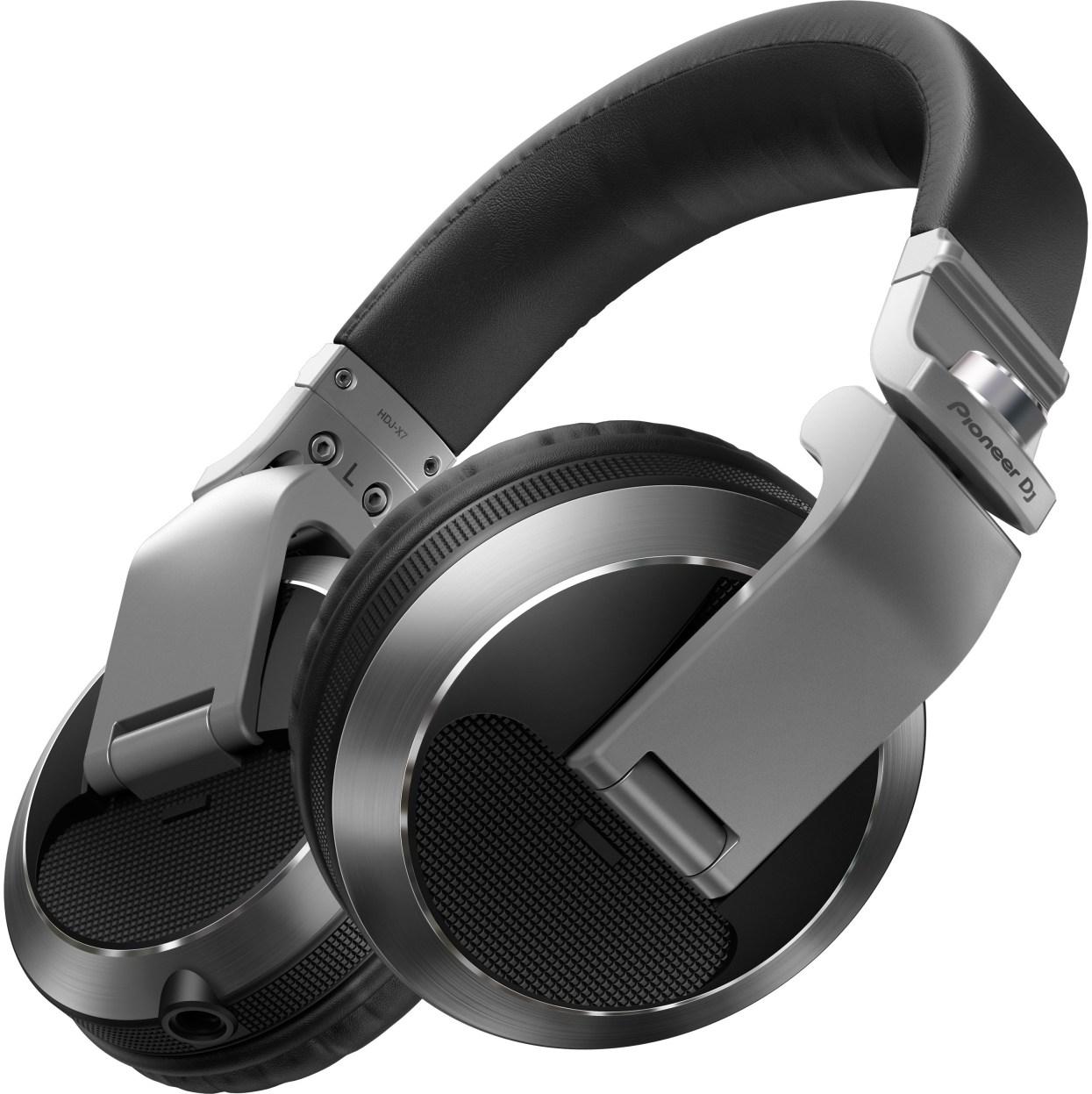 Pioneer HDJ-X7-S DJ-hoofdtelefoon