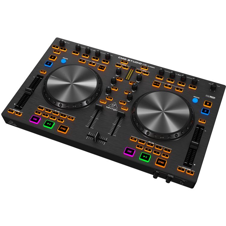 Behringer CMD Studio 4A DJ MIDI controller