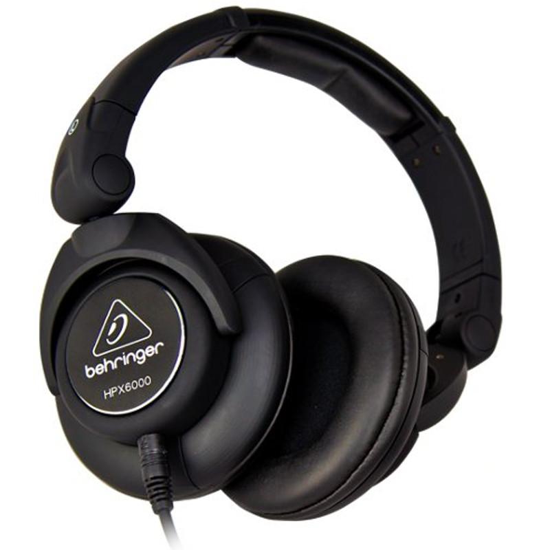 Behringer HPX6000 inklapbare hoofdtelefoon