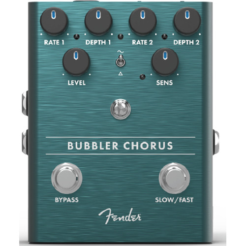 Fender Bubbler Chorus effects pedal