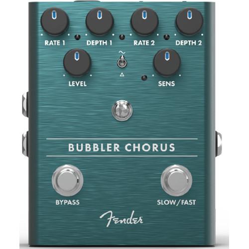 Fender Bubbler Chorus effects pedal