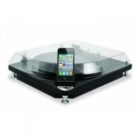 ION iLP Lightning vinyl naar iPhone conversie platenspeler ...