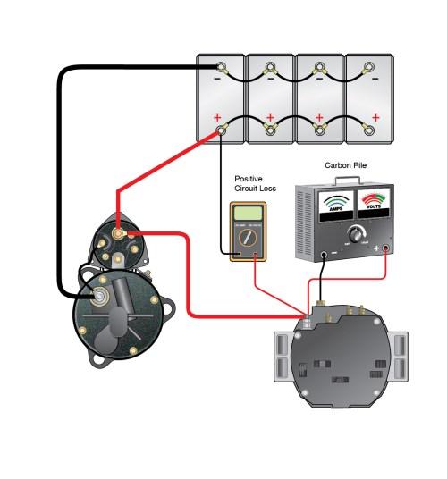 small resolution of delco starter solenoid wiring diagram mercruiser starter