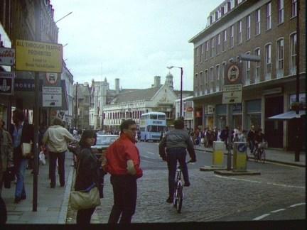 St Andrew's St, 1986