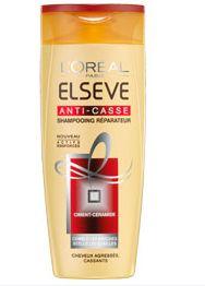 """Résultat de recherche d'images pour """"L'Oréal Paris - Shampoing, anti-casse"""""""
