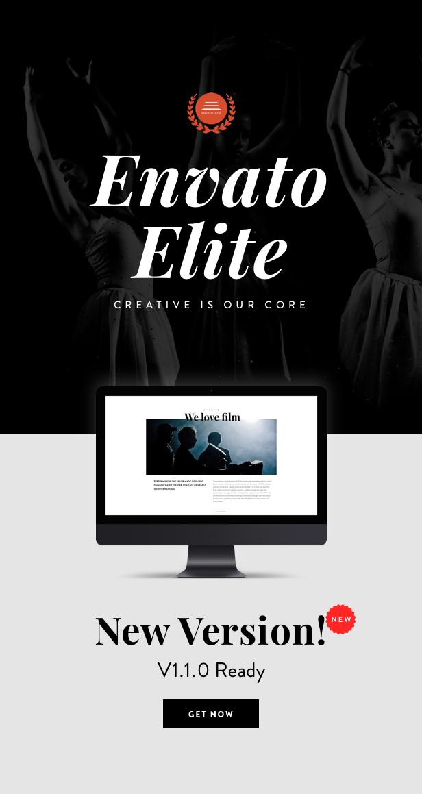 FilmMaker WordPress Theme: Film Studio - Movie Production - Video Blogger - Creative Agency 4