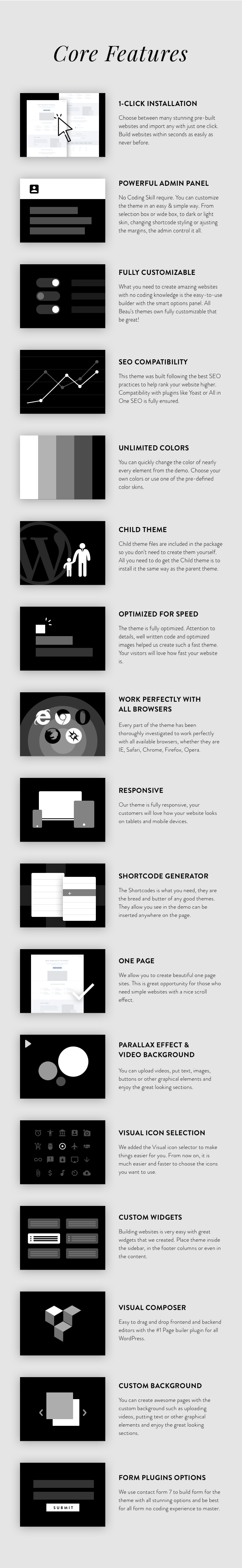 FilmMaker WordPress Theme: Film Studio - Movie Production - Video Blogger - Creative Agency 10