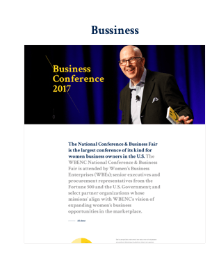 Bigconf WordPress Theme for Business - 2