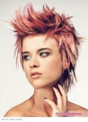 punk girl hairstyles