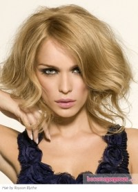 Pictures : Blonde Hair Color Shades - Honey Blonde Hair Color