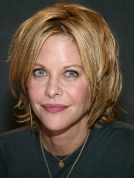 Meg Ryan Medium Shag Haircut