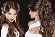 easy curly hairstyles summer
