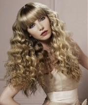 2010 curly hairstyles trends