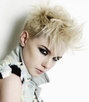 punk hairstyles ideas girls