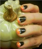 holiday inspired nail art