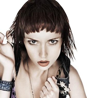 Grunge Glam Hairstyles