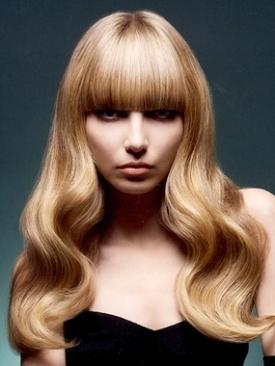 cool bangs hairstyles ideas