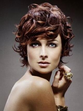 hot rollers short hair short hairstyle 2013