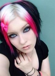 2010 scene hair color ideas