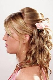 homecoming hairstyles long