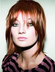 cute teen layered hair styles