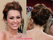 year's eve updo hairstyles