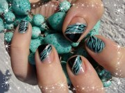 years eve party nail design