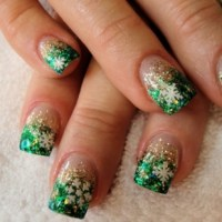 New Years Eve Party Nail Designs.