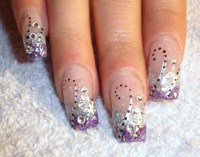 Modern Women Nail pictures of 2012 | Nail Shade Collection ...