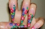 fun nail art design