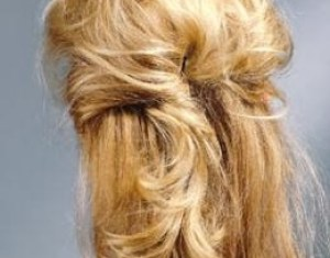 Become Gorgeous Bump Hair Styles