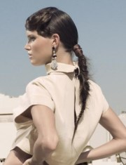 pulled hairstyles ideas