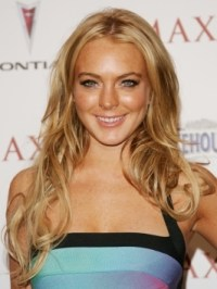 Lindsay Lohan Hair Color Transformations.