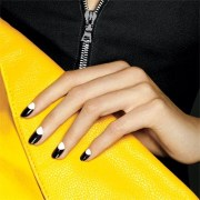 moon nails - chic and easy