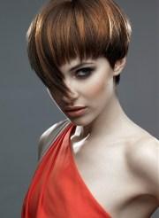 hair color ideas short haircuts