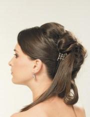 wedding loose updo hairstyles