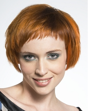 Short Urban Women Hair Styles