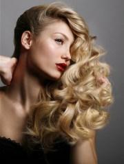 loose curls hairstyles