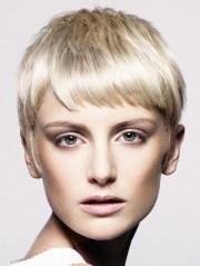 cool short hair styles school