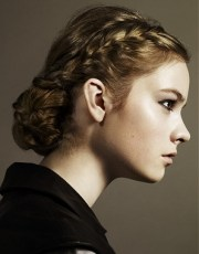 holiday hairstyles long