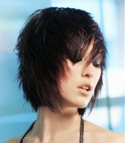 sexy chin length hairstyles